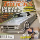 custom classic trucks magazine volume 18 # 11 november 2011 small block Ford