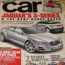 Car magazine October 2010 issue 579  jaguars 3 series baby range rover