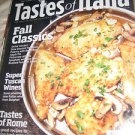 Tastes of Italia Magazine Fall Classics Super Tuscan Wines Tastes of Rome