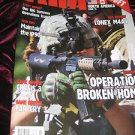 Take AIM Magazine Airsoft Our Big Summer Operations Issue AEG Review Lonex M4A1