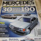 Mercedes ENTHUSIAST special anniversary issue December 2012 #2012 baby benz