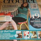 Inside Crochet Magazine # 36 tenion gage guide handmade holiday December 2012
