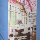 Beautiful Kitchens & Baths Magazine Winter 2012 Celebrate style LUXURY baths