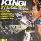 Super STREET Bike Speed king bike magazine  september 2010 brake updates