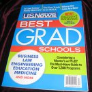 U.S. News Magazine Best Grad Schools 2013 Edition