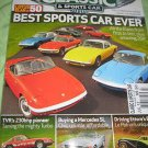 Classic & SPORTS car magazine Lotus ELAN Mercedes SL ettore's Bugatti TVR turbo