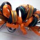 Orange and Black Loopy!
