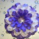 Flower Hiar clip