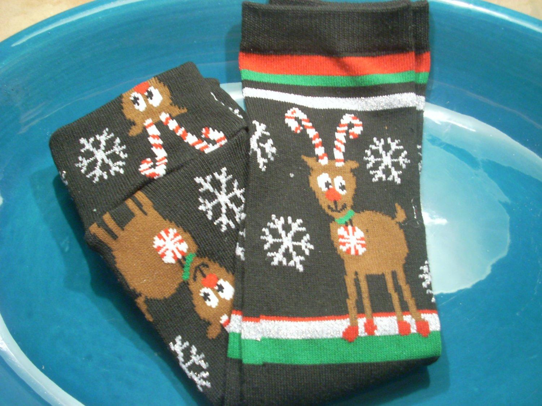 Baby Legs - Reindeer