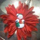 Snowman Flower