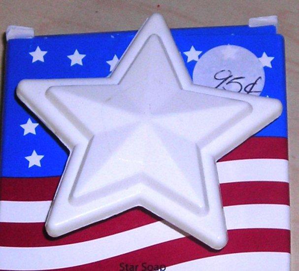 Avon White Star Soap