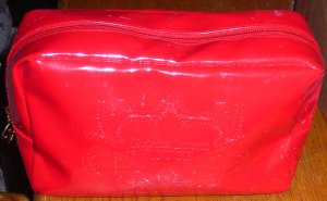Avon's Christian Lacroix Rouge Cosmetic Bag