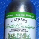 Watkins Methol Eucalyptus Room Air Freshner in 4 fl. oz