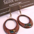 Native Ovals- Earrings