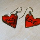 Personalized Sweetheart Earrings