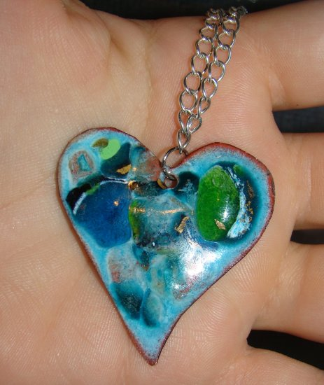 Heart of the Sea~ Necklace