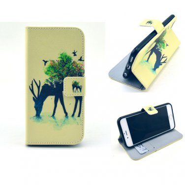 """2015 New PU Leather Flip-up Personal Pattern Protector Phone Case Card Slots 5.5"""" iPhone 6 Plus"""