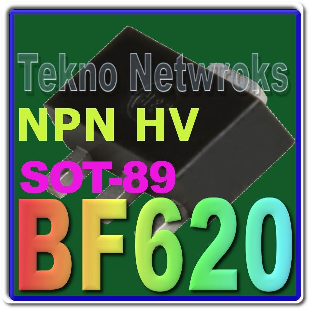 BF620 NPN HV transistor USA + Tracking Lot of 5