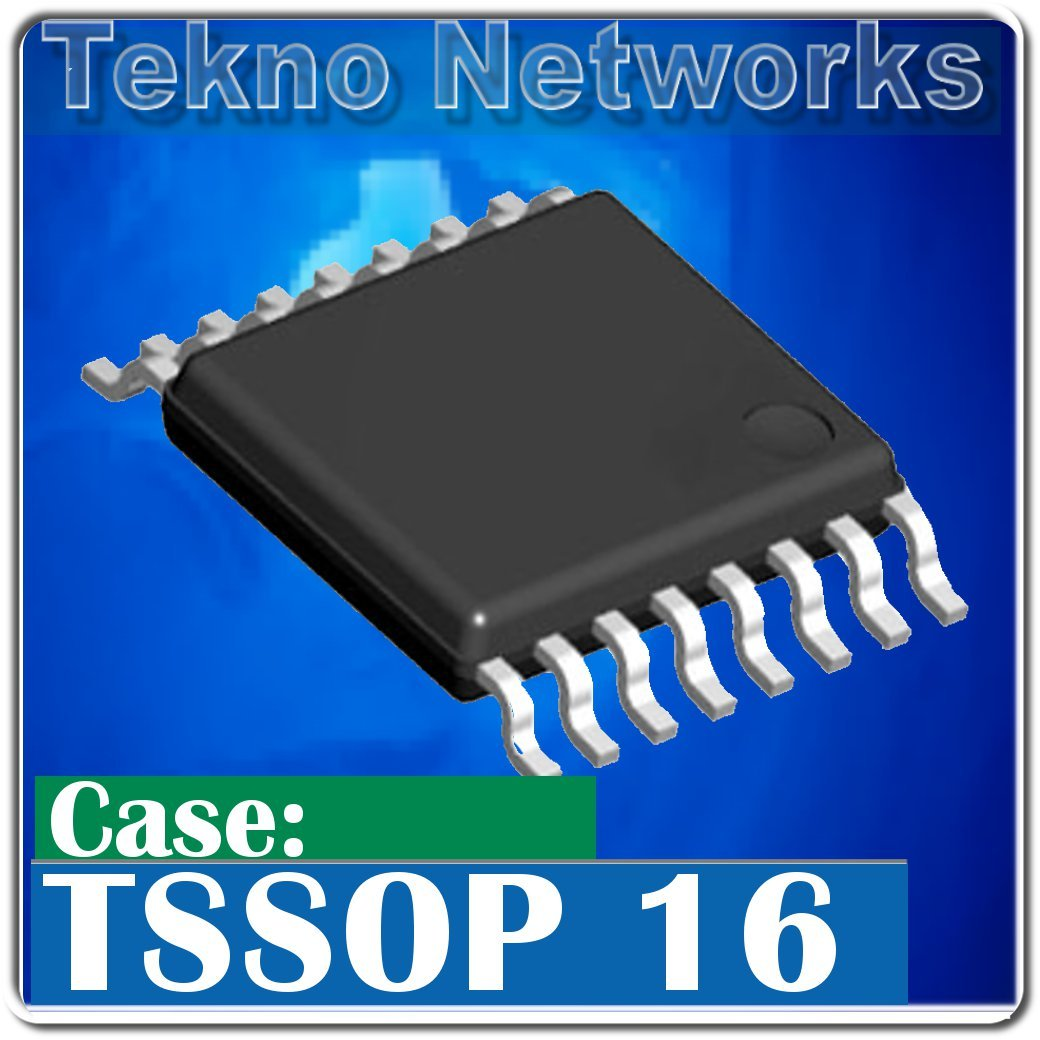 74LVT125 TSSOP14 3.3 V quad buffer 3-state IC - 5pcs