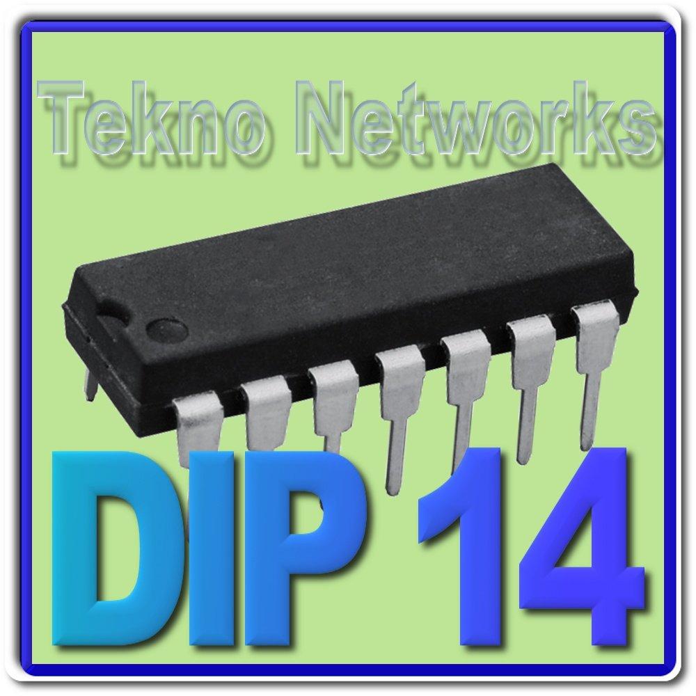 74HC00 74HC 4x2-input NAND USA+track Lot of 20 parts