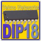 LM3914 LM3914N Bar Display Driver DIP-18 Lot of 2