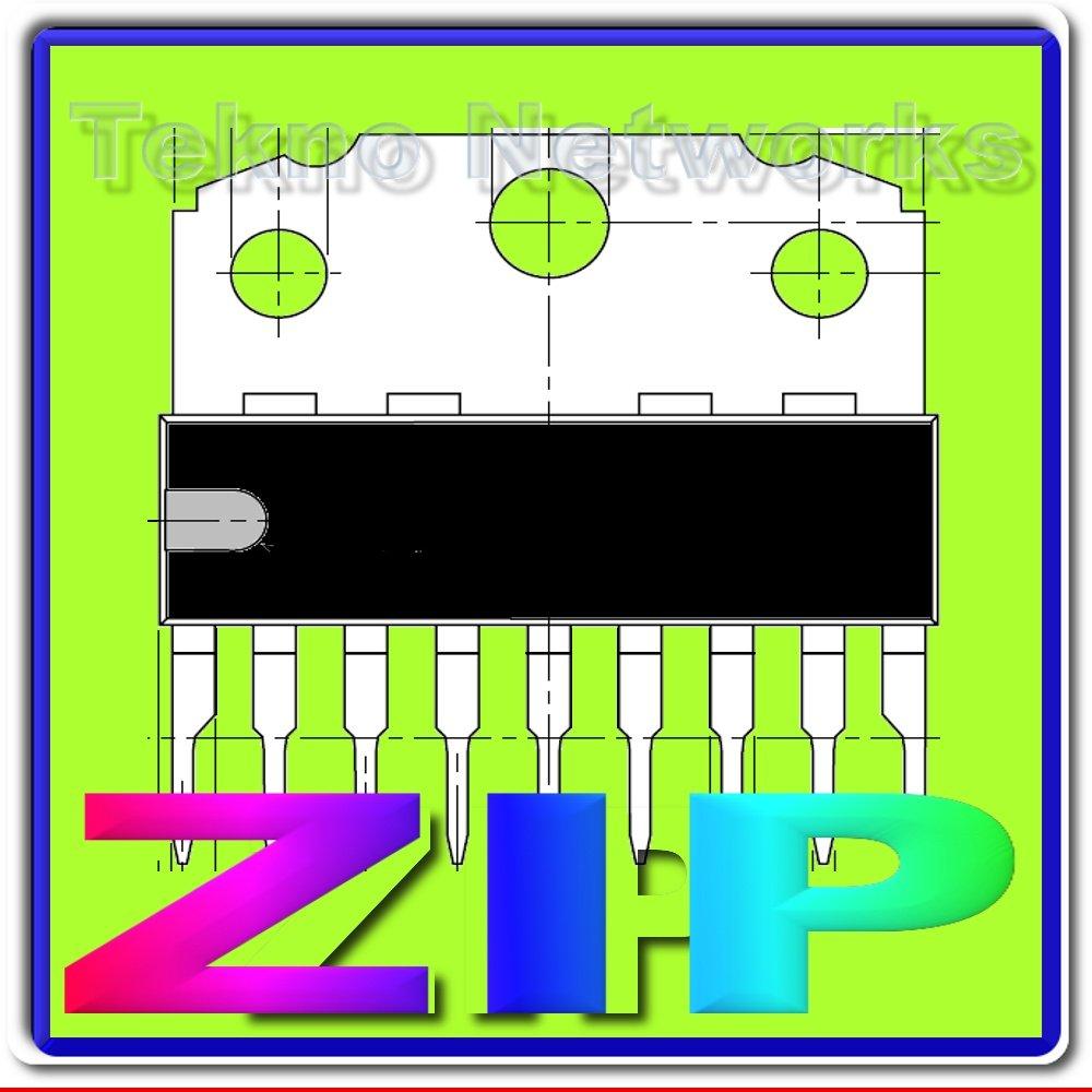 Philips - TDA6101 TDA610101Q ZIP VIDEO AMPLIFIER 10pcs
