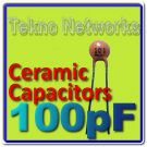 100pF 50V Ceramic Capacitors USA+tracking lot of 50