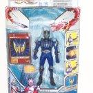 """2009 Kamen Rider Dragon Knight Series 6"""" Action figure- Kamen Rider Wing Knight"""