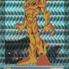 1999 Digimon Animated Series Edition Silver Holographic Trading Card- Meramon #22