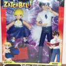 "2005 Zatch Bell  6"" ans 12"" Figure 2-Pack- Zatch and Kiyo"