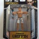 """Forrest Griffin- 2011 Jakks Pacific UFC Contenders 4"""" Action Figure"""