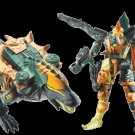 Wreckloose 2010 Hasbro Transformers Generations Scout Class