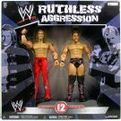 Edge Vs. Chris Jericho WWE Jakks Pacific Ruthless Aggression Series 12 Action Figure 2-Pack