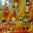 Cell / Fusion Saga Dragonball Z The Saga Continues Special Edition Series 15