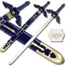 Triforce Link Wooden Sword- Legend of Zelda