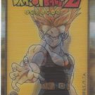 Super Saiyan SS Future Trunks #13- 1989 Dragonball Z Gold Series 3D Prism Italian Lenticulari Card
