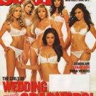 The Girls of Wedding Crashers- Stuff Magazine August 2005