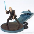 Anakin Skywalker Force Flipping Attack Star Wars Attack of the Clones