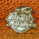 """Harley Davidson """"Eagle Print"""" Logo Raintree Buckles & Jewelry Inc. Collectible Gold Plated Pin"""