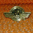"""Harley Davidson """"HD 3"""" Logo Raintree Buckles & Jewelry Inc. Collectible Gold Plated Lapel Pin"""