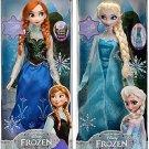 Disney Frozen Elsa and Anna Singing Doll Set