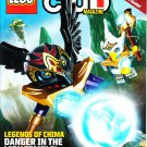 Lego Club Magazine w/ Lego Entertainment Guide November-December 2013