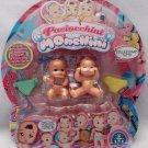 Paciocchini Babies Monellini 2-Pack 3cm Collectible Babies by Giochi Preziosi