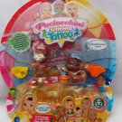 Paciocchini Babies Summer Tattoo 2-Pack 3cm Collectible Babies by Giochi Preziosi