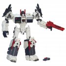 2ft Tall Titan Class Metroplex with Autobot Scamper Figure Transformers Generations