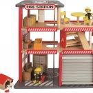 Hape Five Alarm Firehouse Play Set