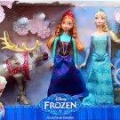 Disney Frozen Exclusive Friends Collection [Anna, Elsa, Olaf & Sven]