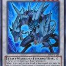 Celestial Wolf Lord, Blue Sirius #SHSP-EN090 Yu-Gi-Oh! Shadow Specters Unlimited Ultra Rare