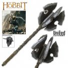 The Hobbit Mace of Azog the Defiler by United Cutlery