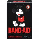 Disney Mickey Mouse Collector's Series Band-Aid 20 Pack Assortment